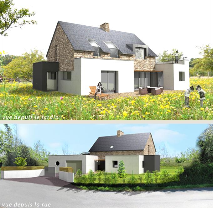 Maison à Penvins (56)