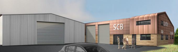 Extension d'un atelier et création de nouvelles façades à Iffendic (35)