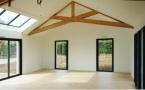 Construction d'une maison; Golfe du Morbihan (56)