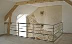 Réhabilitation d'un cellier en logement à Maxent (35)