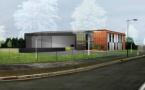 Bureaux & Atelier de GLET Construction à Bruz (35)