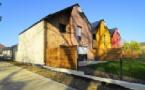 Réhabilitation - Construction : 14 logements et 1 commerce à Val d'Anast (35)