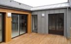 Réhabilitation et extension d'une maison en bois à Plélan le Grand (35)