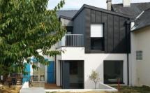 Extension d'une maison d'habitation - ST GREGOIRE (35)