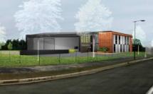 Bureaux & Atelier de GLET Construction - BRUZ (35)