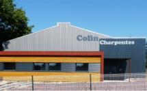 Bureaux & Atelier de COLIN Charpentes - MAXENT (35)