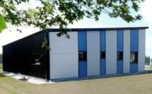 Création d'un centre ambulancier en construction métallique & bois - PLELAN-LE-GRAND (35)